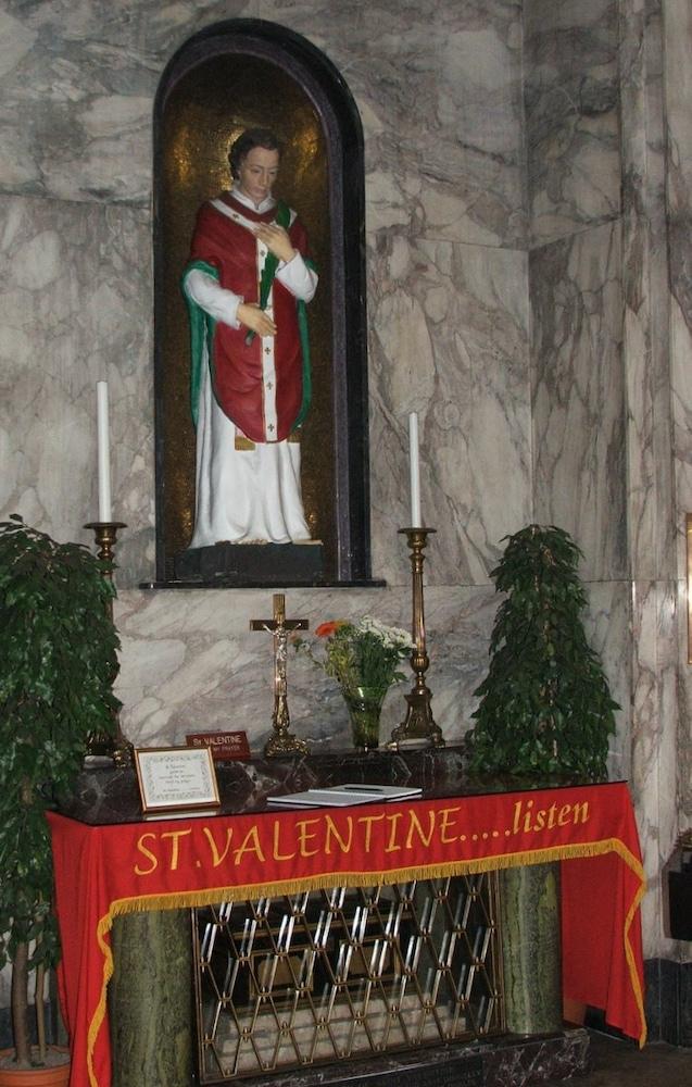 Shrine of St. Valentine (Dublin, Ireland)