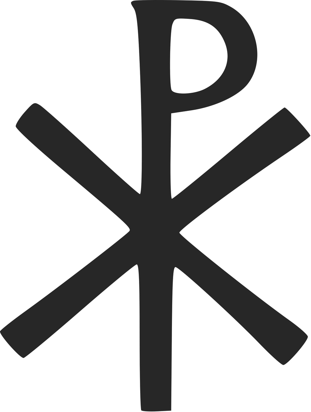 Chi rho religionfacts chi rho symbol buycottarizona Image collections