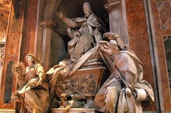 Monument to Pope Gregory XIII