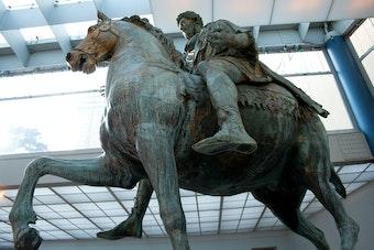 Bronze Statue of Marcus Aurelius