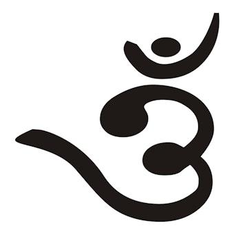 Bengali Om symbol