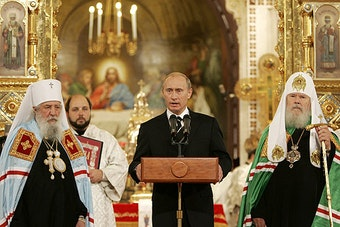 Vladimir Putin And Religion Religionfacts