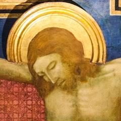 Crucifix by Lippo di Benivieni