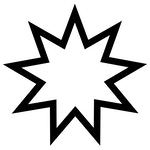 nine-point star
