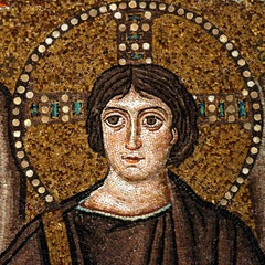 Apse Mosaic: Christ the Redeemer
