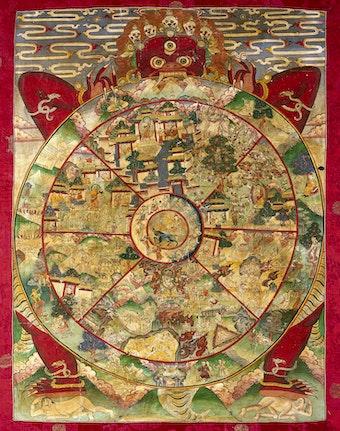Bhavacakra (Wheel of Life)