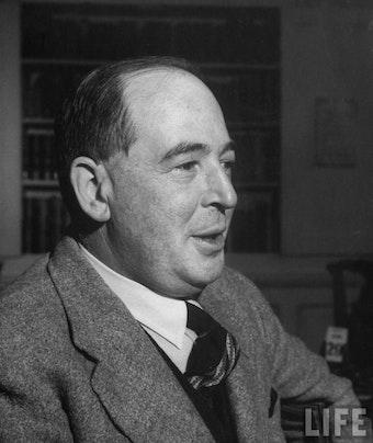C. S. Lewis in LIFE