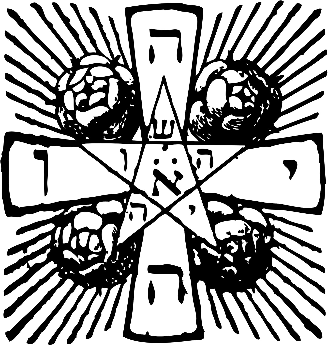Rosy Cross symbol