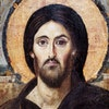Christ Pantokrator, Mount Sinai