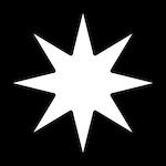 eight-point star