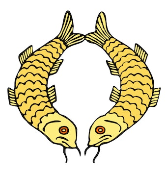 Golden Fishes Symbol