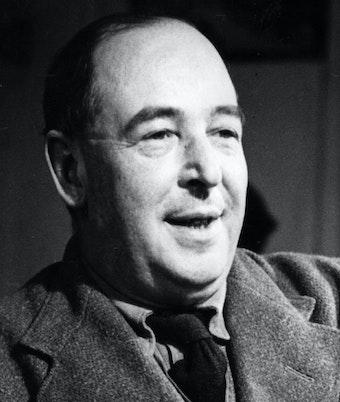 C. S. Lewis Portrait