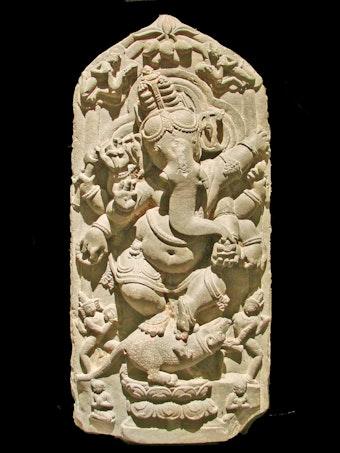 Ganesh (musée d'art indien de Berlin)