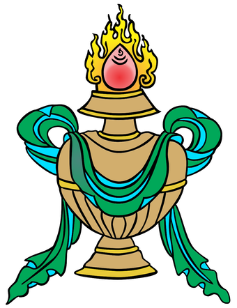 Treasure Vase Symbol Religionfacts