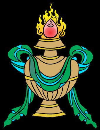 Treasure Vase Symbol