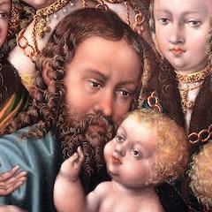 Christ Blessing the Children (c.1550)