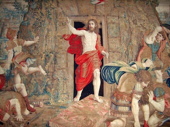 Resurrection Tapestry
