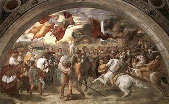 Pope Leo the Great and Attila the Hun