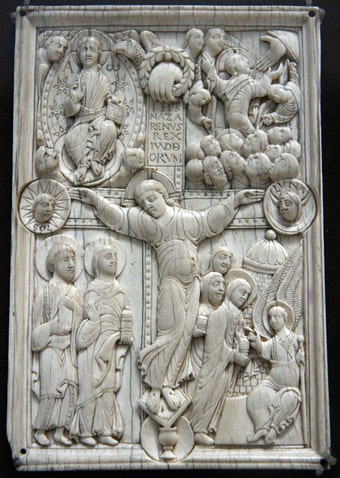 Ivory Book Cover