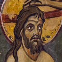 Dome Painting: Baptism of Christ