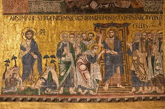 Mosaic: Post-Resurrection Appearances