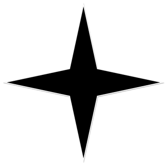 Four-Point Star