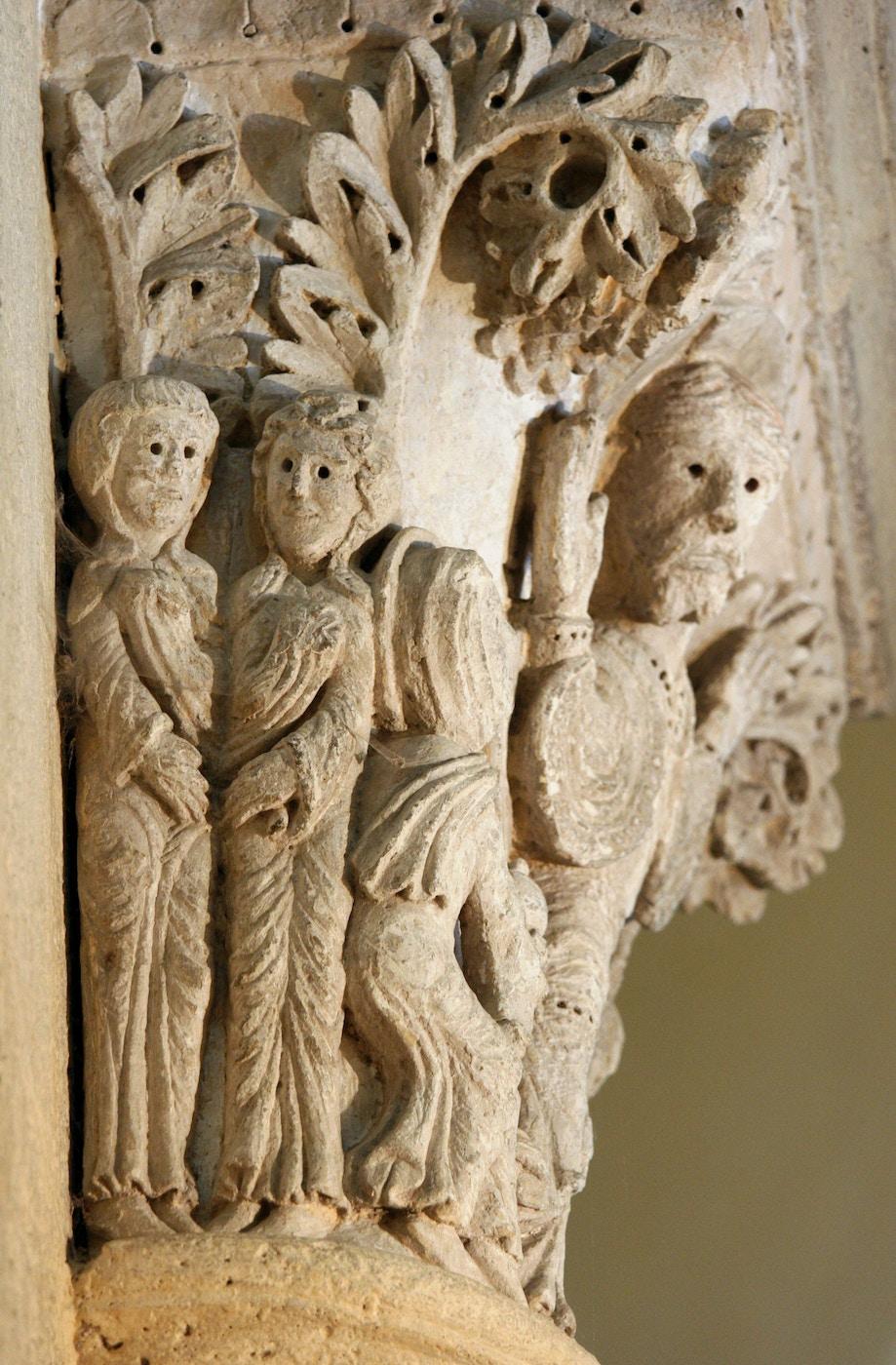 Capital: Three Women Meet the Risen Christ