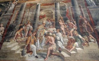 Baptism of Constantine
