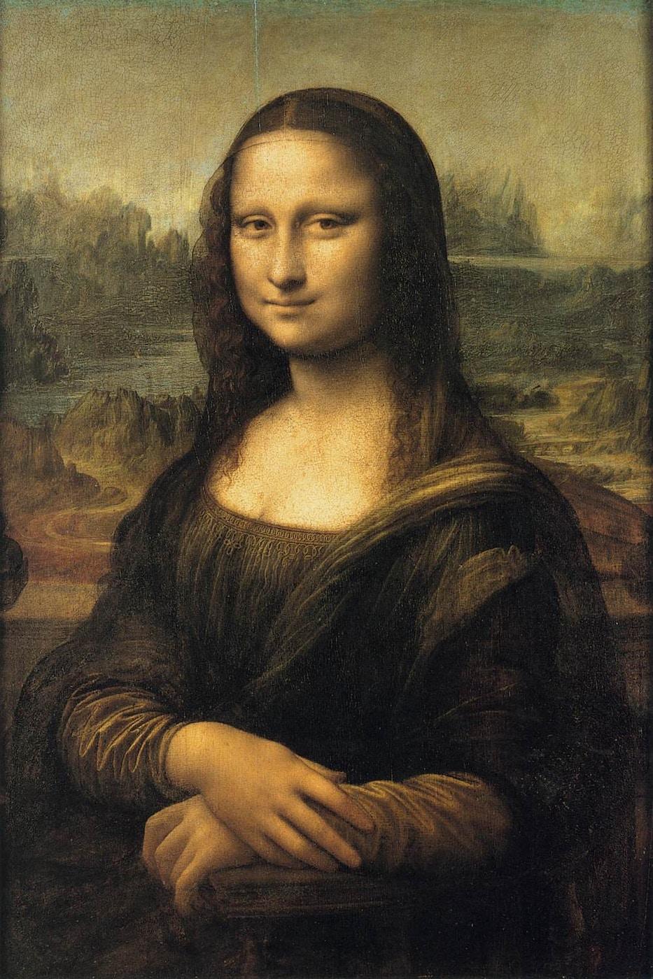 Mona Lisa (1505)
