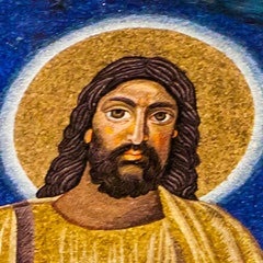 Apse Mosaic: Christ