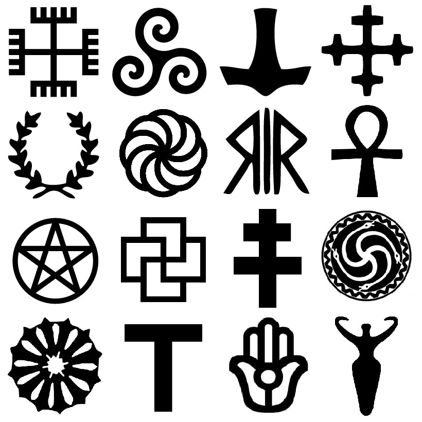 Pagan Religious Symbols Religionfacts