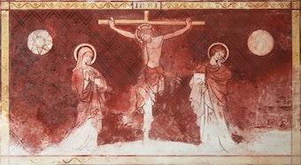 Crucifixion Mural (c.1340)