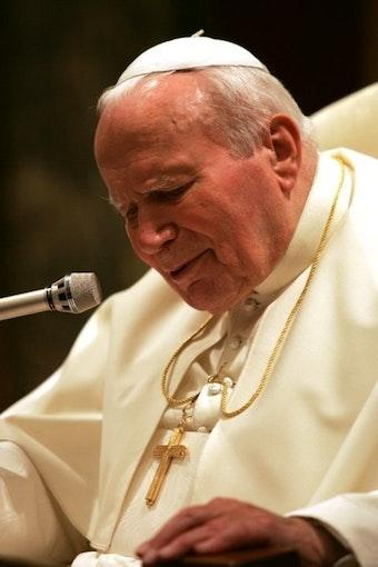 Pope John Paul II (2004)