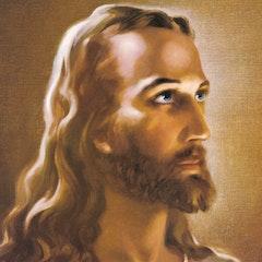 Head of Christ by Warner Sallman, 1940