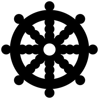 dharma wheel religionfacts